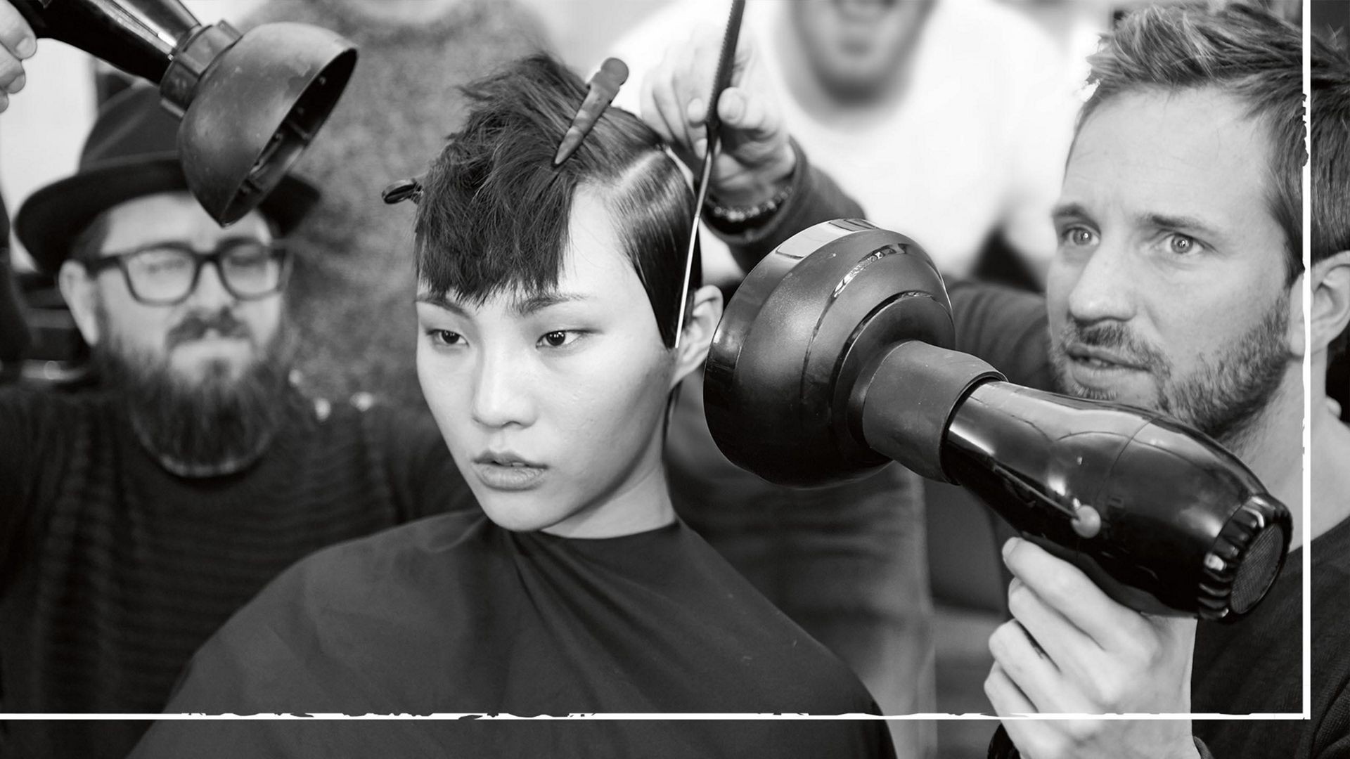 những mẫu tóc được truyền cảm hứng từ phong cách toàn cầu